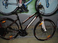 damescrosfiets merida crosway 500